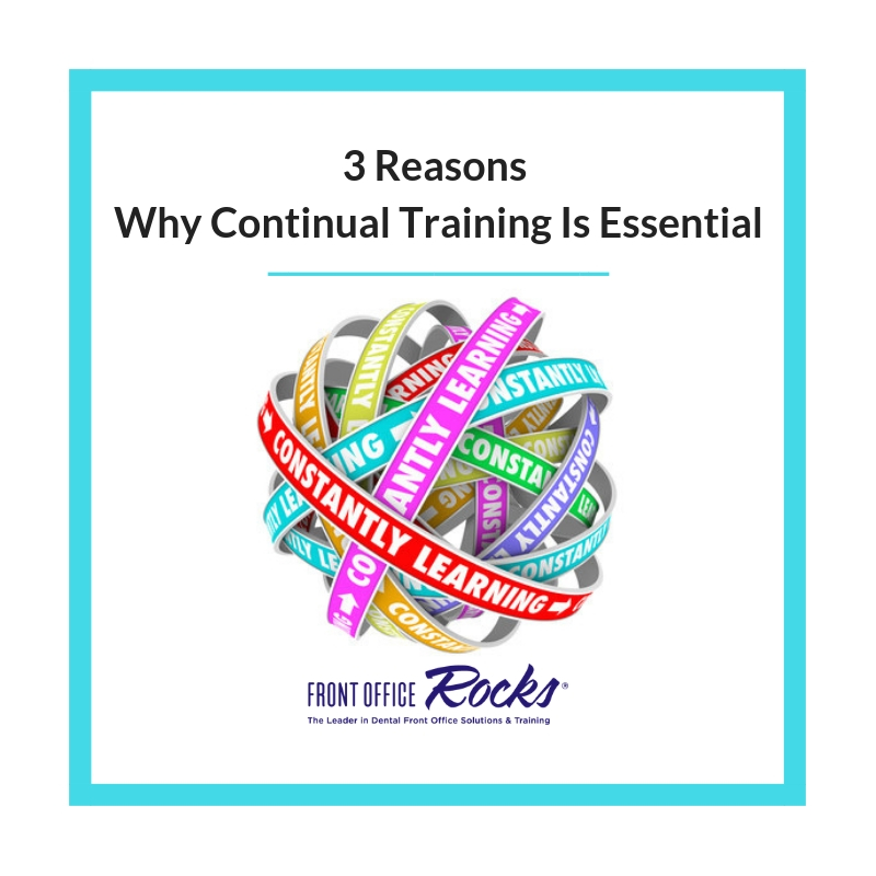 3 Reasons Why Continual Training Is Essential – Front Office