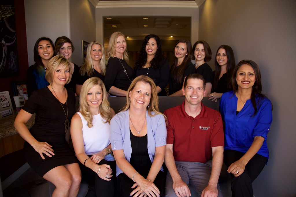 Lauras-dental-practice-team-1_About Us - Front Office Rocks