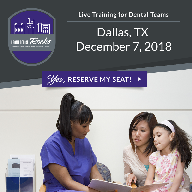 Live Training for Dental Teams in Dallas Texas Image
