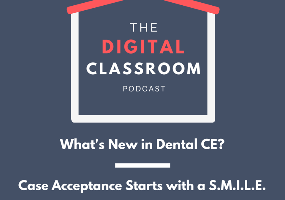 The Digital Classroom | What's New | Dental CE. Interviews with the People Behind Today's Great Dental CE Courses