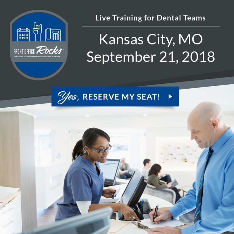 Live Training for Dental Teams in Kansas City MO Image