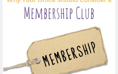 Why Your Office Should Consider a Membership Club