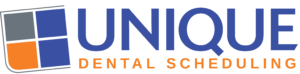Unique Dental Scheduling Logo Image