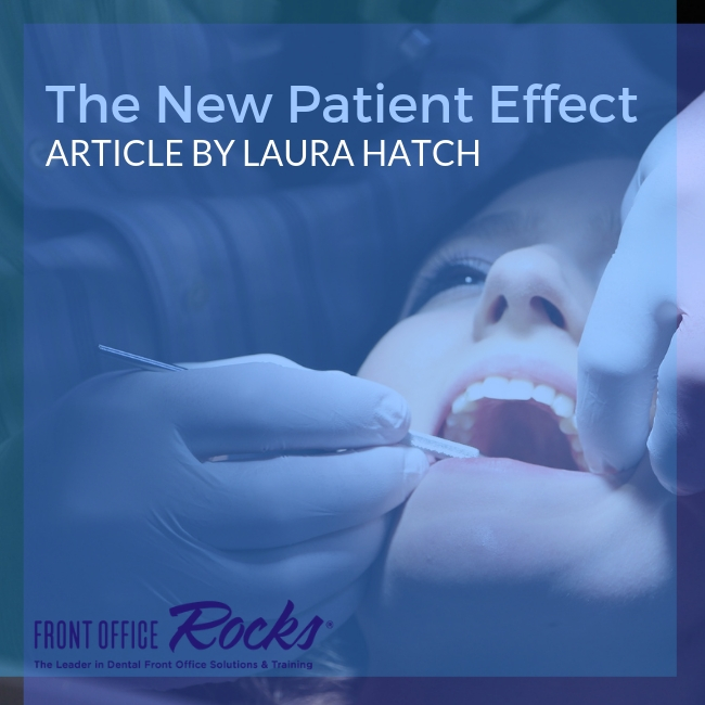The New Patient Effect