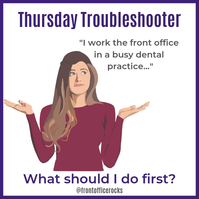 Thursday's Troubleshooter