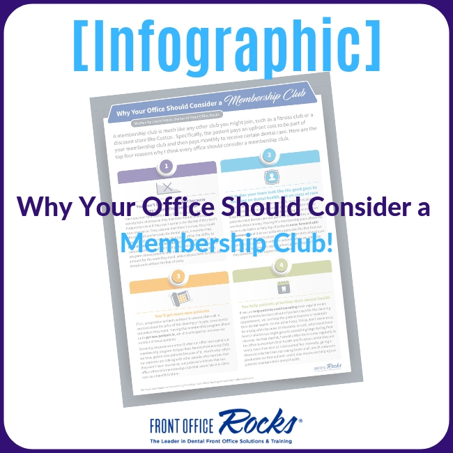 [Infographic] Why Your Office Should Consider a Membership Club