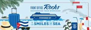Front Office Rocks Mastermind Team Workshop Powered by Smiles at Sea