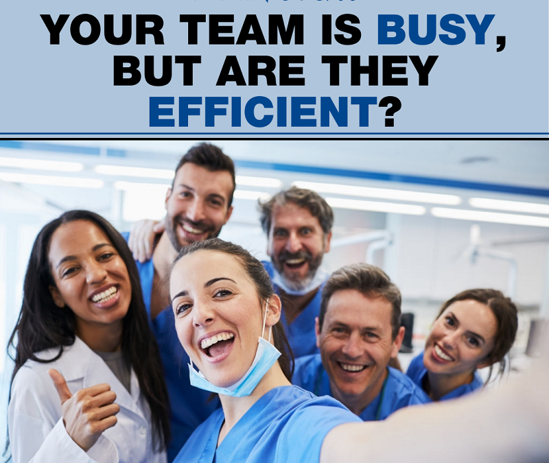 How to ensure busy teams are working efficiently