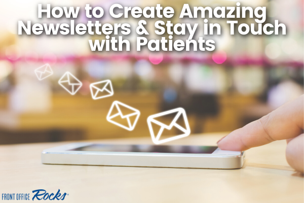 How to Create Amazing Newsletters Blog by Laura Hatch Image